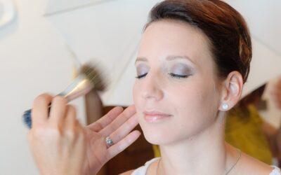 Forfait maquillage mariée à Epinal